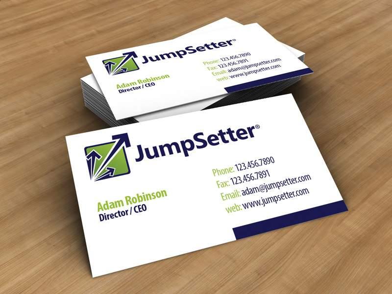 Business Card Design Virgina