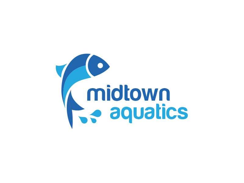 Mid Town Aquatics logo