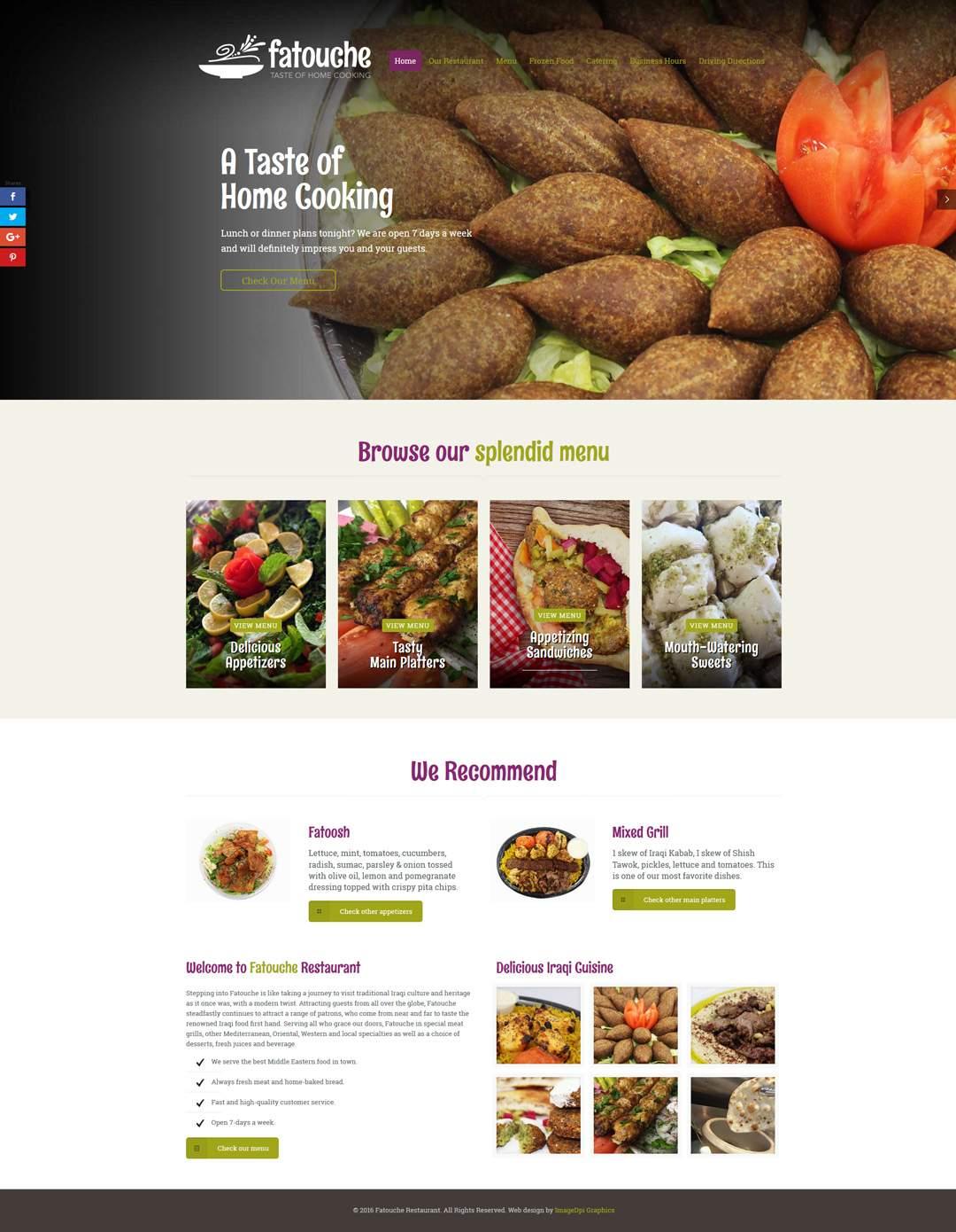 Fatouche Restaurants