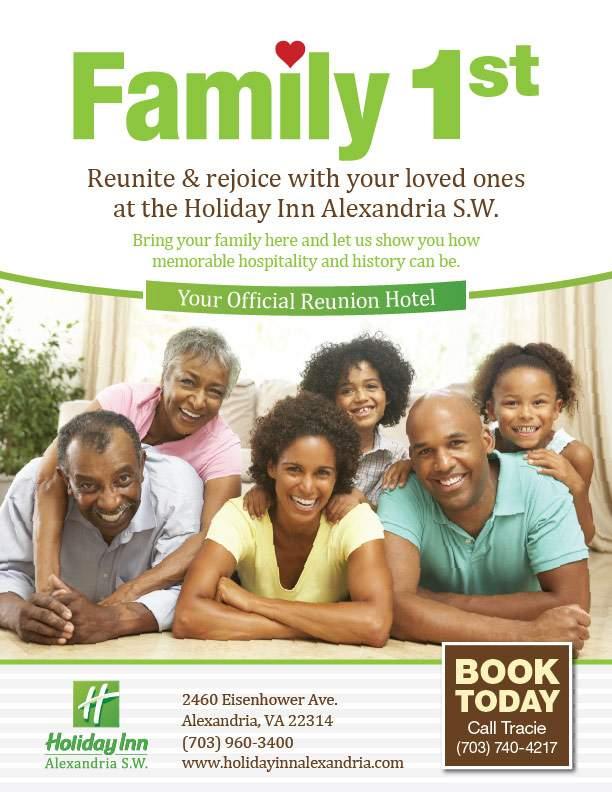Holiday Inn – Family Reunion